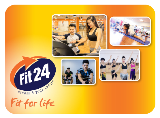 Fit24 - Fitness & Yoga